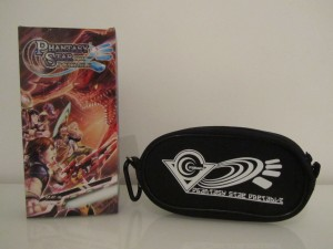 Pouch Phantasy Star Portable Front