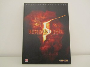 RE 5 Le Guide Officiel Front