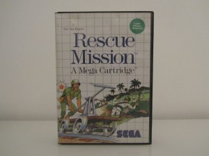 Rescue Mission Front