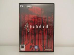 Resident Evil 4 Front
