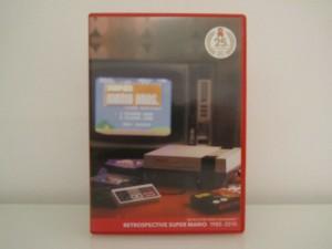 Retrospective Super Mario 1985-2010 Front