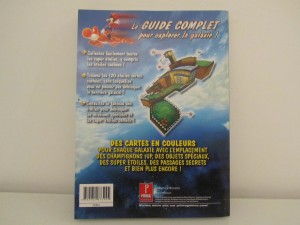 SMG2 Le Guide Officiel Back