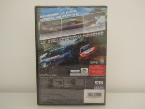 Sega Rally Back