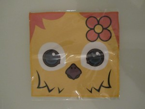 Seviette PSP PSP 2 Infinty Happy Rappy Set Front