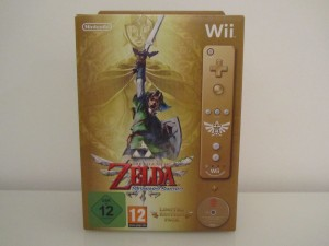 Skyward Sword Collector Front