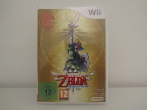 Skyward Sword Front