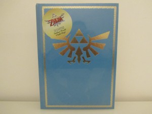 Skyward Sword Guide Front