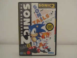 Sonic 2 Front