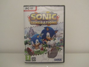 Sonic Generations Front