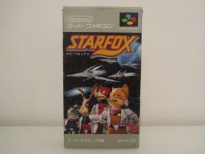 Star Fox Front