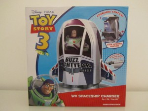 Station De Charge Wiimote Toy Story 3 Front