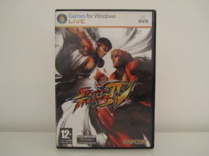 Street Fighter IV Front