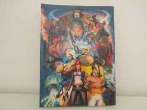 Street Fighter IV Guide Back