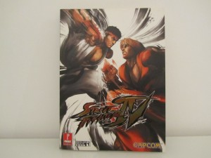 Street Fighter IV Guide Front