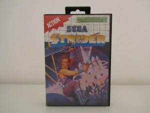 Strider Front