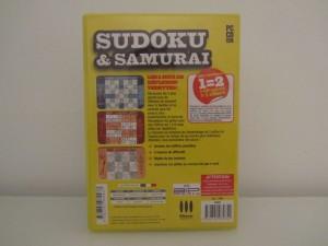 Sudoku & Samurai Back