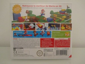 Super Mario 3D Land Back