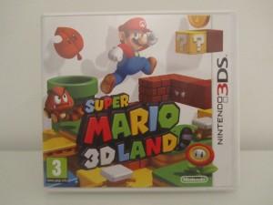 Super Mario 3D Land Front