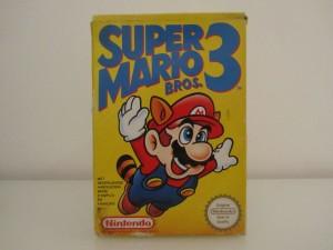 Super Mario Bros 3 Front