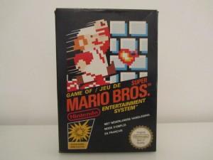 Super Mario Bros Front