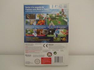 Super Mario Galaxy 2 + DVD Back