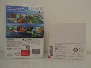 Super Mario Galaxy 2 + DVD Inside 2