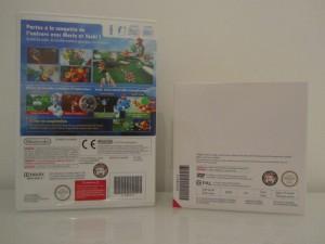 Super Mario Galaxy 2 + DVD Inside 2