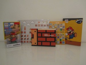 Super Mario Maker Collector Inside 1