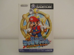 Super Mario Sunshine Front