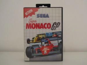 Super Monaco GP Front