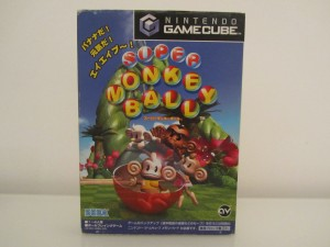 Super Monkey Ball Front