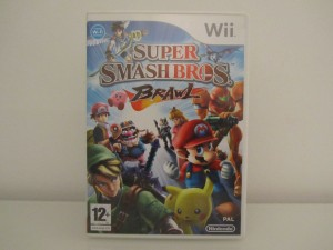 Super Smash Bros Brawl Front