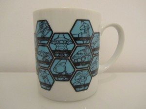 Tasse Phantasy Star Online 2 Back