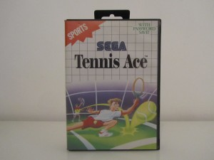 Tennis Ace Front