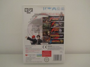 The King Of Fighters Collection Back