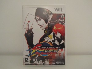 The King Of Fighters Collection Front