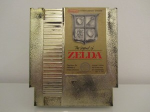 The Legend Of Zelda Front