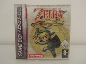 The Minish Cap Front