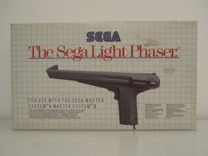 The Sega Light Phaser Front
