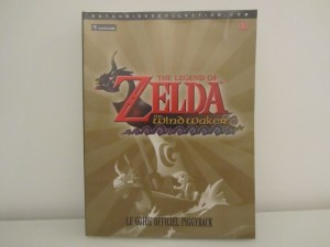 The Wind Waker Guide Officiel Front