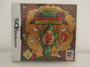 Tingle's Rosy Rupeeland Front