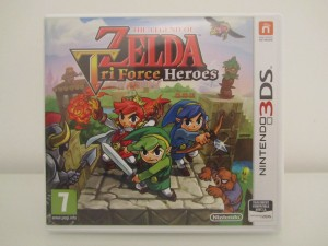 TriForce Heroes Front