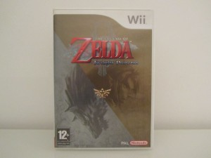 Twilight Princess Front