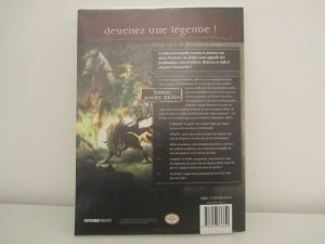 Twilight Princess Guide De Stratégie Back