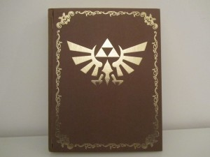 Twilight Princess Guide Front