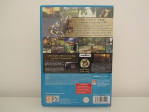 Twilight Princess HD Back