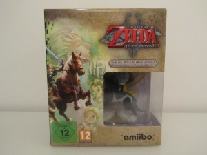 Twilight Princess HD Collector Front
