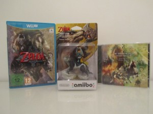 Twilight Princess HD Collector Inside 1