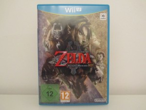 Twilight Princess HD Front