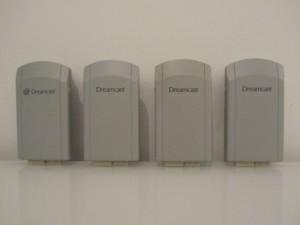 Vibreur Dreamcast Front